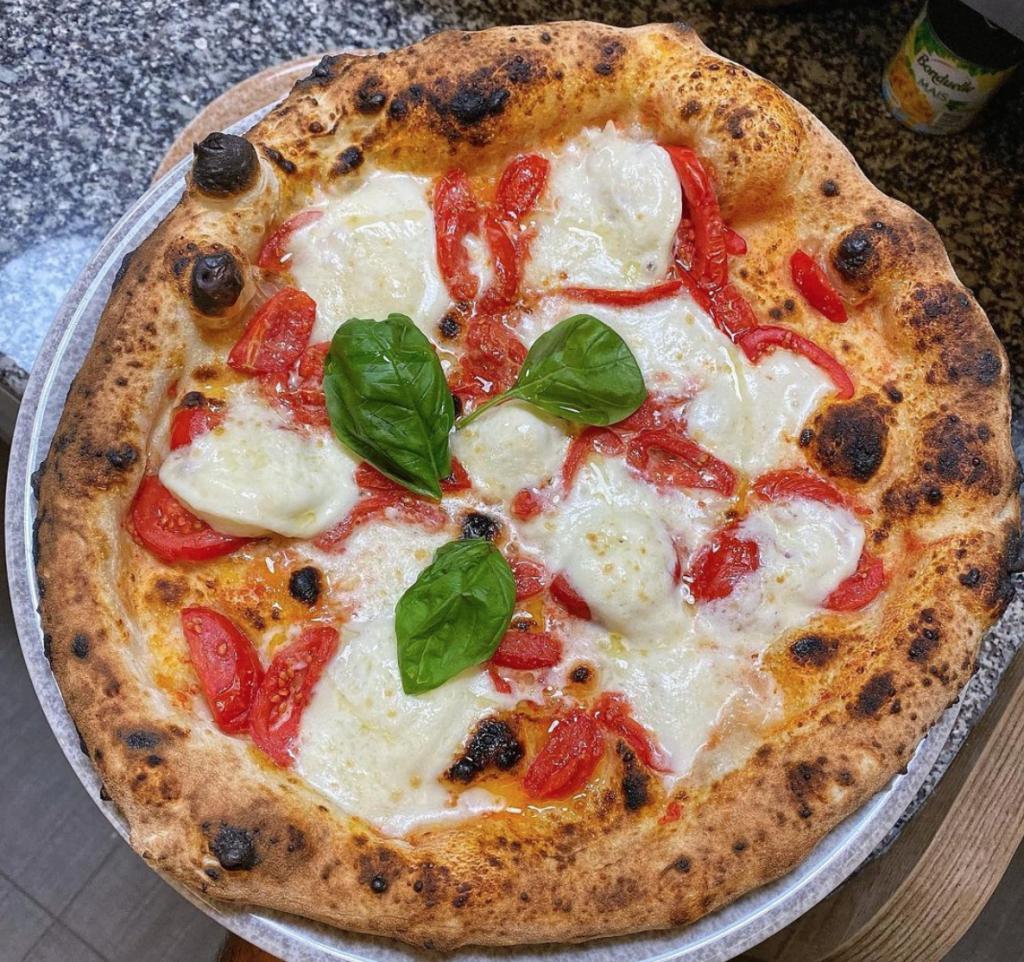 Daniele Barletta pizza
